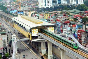 Đường sắt Cát Linh – Hà Đông sẽ chính thức hoạt động từ tháng 4/2019