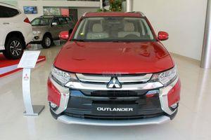 Bảng giá xe Mitsubishi tháng 2/2019: Mitsubishi Outlander giảm giá hơn 50 triệu