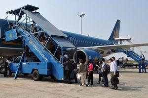 Vietnam Airlines tăng cường thêm gần 4.000 chỗ đường bay Hà Nội - TP. HCM