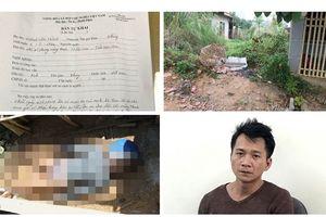 Khám nghiệm lại thi thể nữ sinh bị sát hại tại Điện Biên, công bố hiện trường vụ án