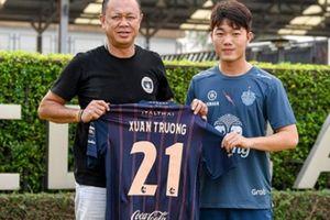 Có Xuân Trường, Buriram United mơ về 'hat-trick' tại Thai-League