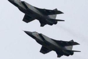 Chiến đấu cơ Nga áp sát Ukraine suốt 4 ngày liên tiếp