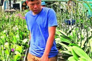 Tây Ninh: Vườn lan 'quý tộc' tiền tỷ của chàng thạc sĩ xây dựng