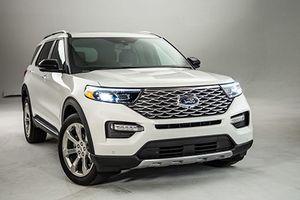 Ford Explorer thế hệ mới 'chốt giá' từ 760 triệu đồng tại Mỹ