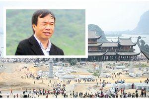 Soi độ giàu 'khủng' của đại gia Nguyễn Văn Trường xây chùa Tam Chúc