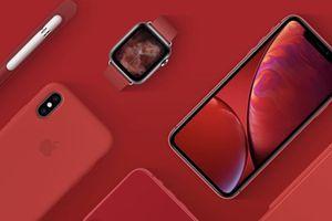 Phiên bản màu đỏ của iPhone XS và XS Max ra mắt cuối tháng 2