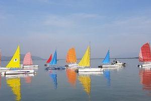 Hấp dẫn với giải đua thuyền buồm Vũng Tàu Marina 2019