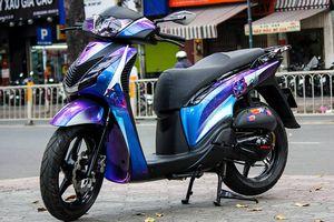 'Độ' xe máy, chủ xe có thể bị phạt tới 1 triệu đồng