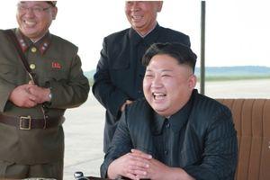 Triều Tiên có cơ sở chứa tên lửa tầm trung bí mật