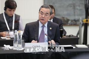 Trung Quốc kiên định lập trường ủng hộ Triều Tiên