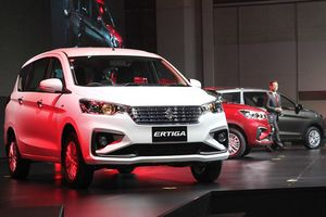 Suzuki Ertiga 2019 gần 500 triệu tại Thái Lan, về Việt Nam giá bao nhiêu?