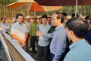 Kiểm soát chặt 'cao điểm thông xe' cao tốc đoạn La Sơn- Hòa Liên