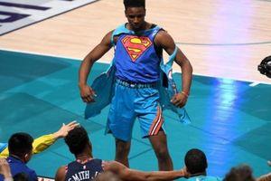 'Super man' Hamidou Diallo trở thành nhà vô địch của cuộc thi Slam Dunk Contest 2019