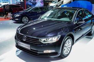 Doanh số bán ô tô của Volkswagen ảm đạm