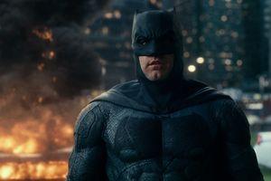 Ben Affleck chính thức tuyên bố ly do từ giã vai diễn thương hiệu - 'Batman'