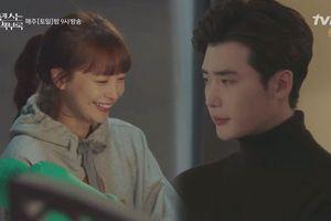 'Romance Is A Bonus Book' tập 7-8: Lee Na Young hẹn hò với trai trẻ, Lee Jong Suk tỏ tình với 'chị yêu'