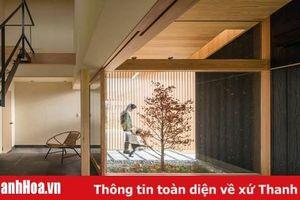 Phong cách kiến trúc trong ngôi nhà Nhật