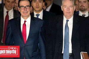 Trở ngại lớn trong đàm phán thương mại Mỹ-Trung