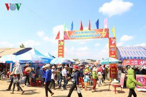Đặc sắc lễ hội văn hóa dân gian Việt Bắc trên đất Tây Nguyên