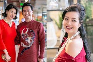 Cùng diện váy đỏ, Hà Kiều Anh và Chiều Xuân khoe nhan sắc rạng rỡ hút ánh nhìn