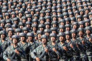 Ông Tập Cận Bình lệnh tăng cường huấn luyện 2 triệu quân nhân