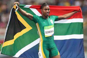Nam Phi ủng hộ Semenya chống vụ 'soi' giới tính