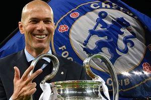 Zidane về Chelsea với ba điều kiện