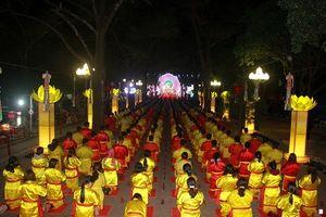 Lễ Liên Hoa Hội Thượng tại Lễ hội mùa Xuân Côn Sơn - Kiếp Bạc 2019