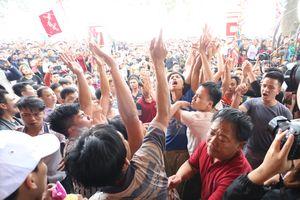 Hội Phết Hiền Quan: Báo động văn hóa ứng xử của người trẻ