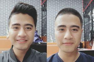 Hàng loạt thanh niên bỗng dưng đẹp trai như hotboy khi 'xuống tóc'