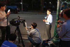 Phóng viên quốc tế 'đổ bộ' Hà Nội chuẩn bị cho Thượng đỉnh Mỹ - Triều