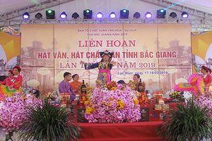 Khai mạc Liên hoan Hát văn tỉnh Bắc Giang lần thứ III – 2019