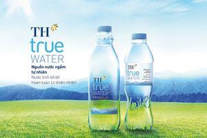 Nước uống thiên nhiên TH: Kiến tạo sức khỏe từ lòng núi lửa triệu năm