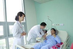 Cứu sống bệnh nhân Hàn Quốc bị đột quỵ