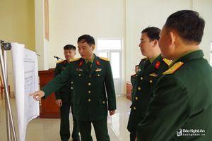 Bộ CHQS tỉnh kiểm tra công tác chuẩn bị giao nhận quân