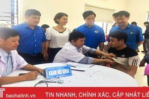 Chủ động xét nghiệm ma túy cho lái xe dịch vụ vận tải ở Hà Tĩnh