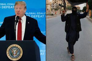 Tổng thống Trump dọa 'thả' 800 tay súng IS tràn vào châu Âu