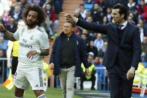 Thống kê về mùa giải tệ hại của Marcelo