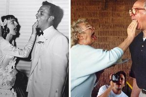 20 bức ảnh thể hiện sức mạnh vô tận của thời gian