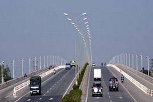 Hà Nội chuẩn bị sửa lại mặt cầu Thanh Trì