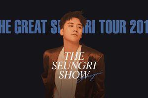 Seungri: 'BigBang sẽ trở lại với âm nhạc và chỉ có nhóm mới làm được điều đó ở tuổi này'