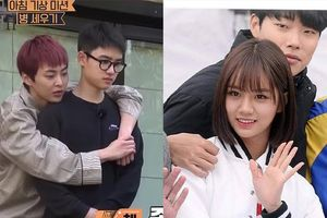 Giật mình trước dáng vẻ của EXO sau khi thức dậy - Hyeri (Girl's Day) và Ryu Junyeol cùng nhau đi Anh