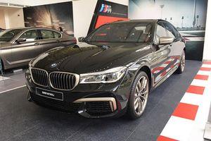 BMW 760Li giá hơn 13 tỉ đồng cập bến Việt Nam