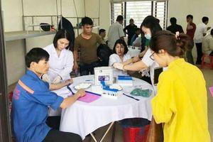 Hà Tĩnh: Chủ động kiểm tra sức khỏe, loại tài xế dương tính ma túy