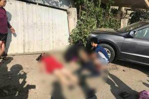 Khởi tố tài xế xe khách tông xe biển xanh làm 8 người thương vong ở Thanh Hóa