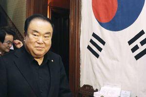 Chủ tịch Quốc hội Hàn Quốc phản ứng với yêu cầu xin lỗi từ Nhật Bản
