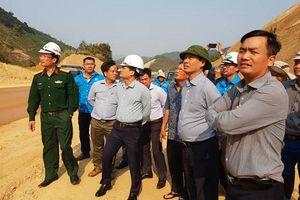 Cao tốc La Sơn - Túy Loan phải cơ bản hoàn thiện cuối tháng 3/2019