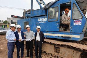Hà Nội: Khởi công cầu vượt sông Bắc Linh Đàm