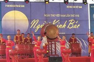 200 đại biểu quốc tế tham gia Ngày thơ Việt Nam tổ chức tại Bắc Giang