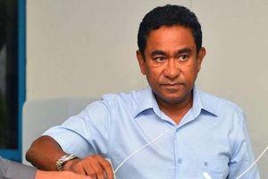 Maldives bắt cựu tổng thống 'thân Trung Quốc'
